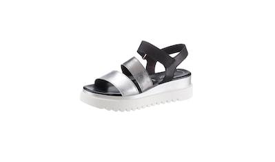 Sandalette mit Gummizug kaufen