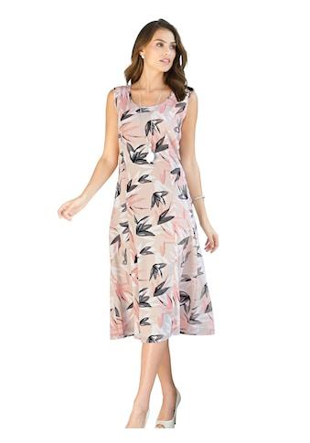 Lady Kleid ist in ausgestellter Bahnenform kaufen