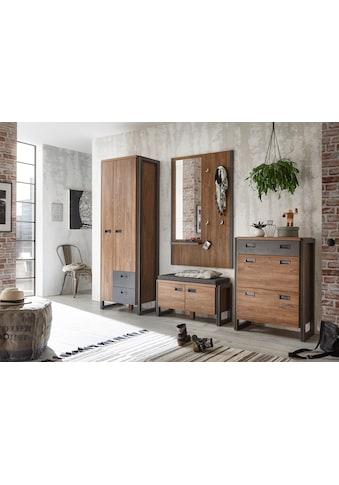 Home affaire Garderoben - Set »Detroit« (Set, 4 - tlg) kaufen