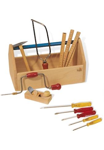 """Pinolino® Kinder - Werkzeug - Set """"Werkzeugkiste mit Werkzeug"""", (Set, 11 - tlg.) kaufen"""