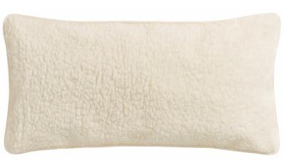 f.a.n. Schlafkomfort Naturfaserkissen »Lammflor«, (1 St.) kaufen