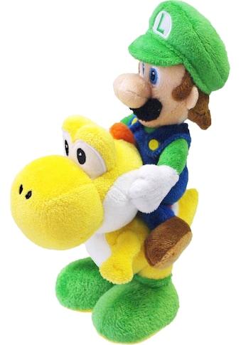 Nintendo Plüschfigur »Luigi & Yoshi, 22cm« kaufen