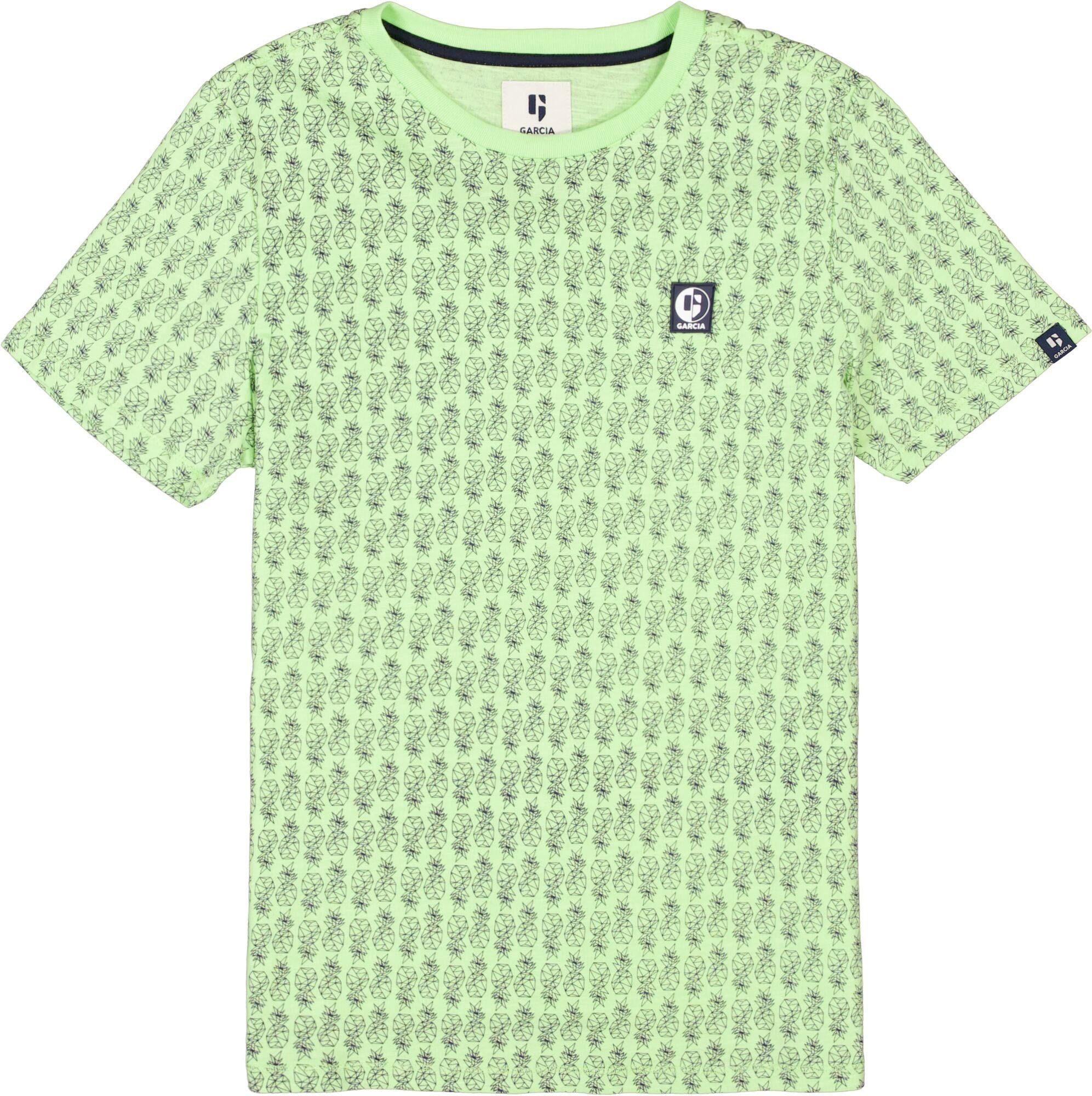 Garcia T-Shirt grün Jungen T-Shirts Shirts Jungenkleidung