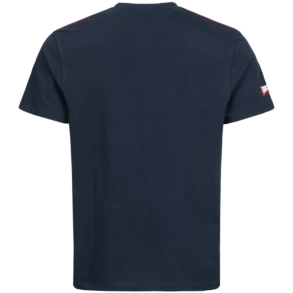 Lonsdale T-Shirt mit kontrastreichem Label-Print