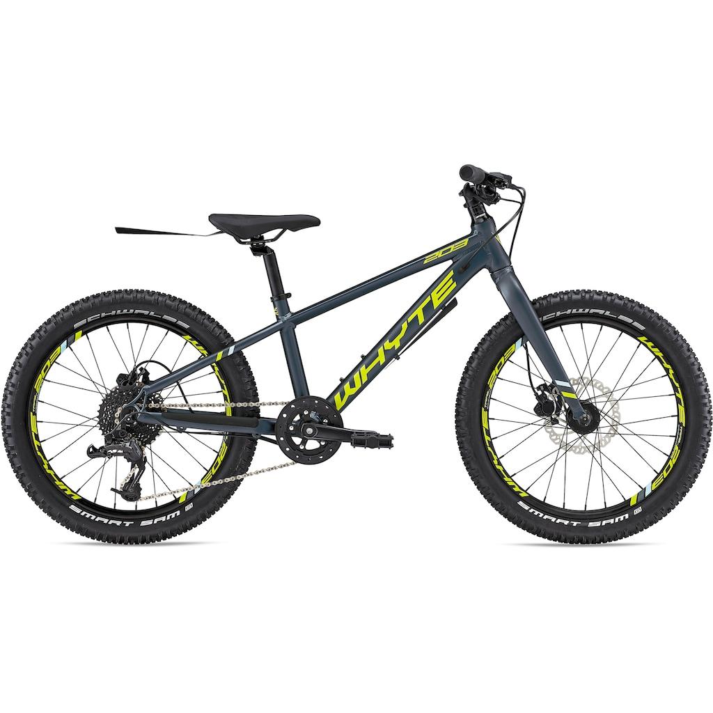 Whyte Bikes Mountainbike »203«, 8 Gang, SRAM, X4 Schaltwerk, Kettenschaltung