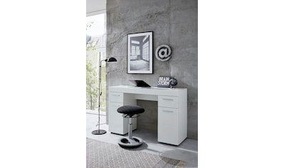trendteam Schreibtisch »Amanda«, variabel auch als Schminktisch einsetzbar mit dem Spiegel 88435001 kaufen