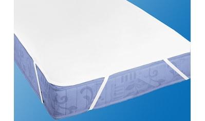 Matratzenauflage »Molton Premium mit Silberausrüstung«, Biberna kaufen