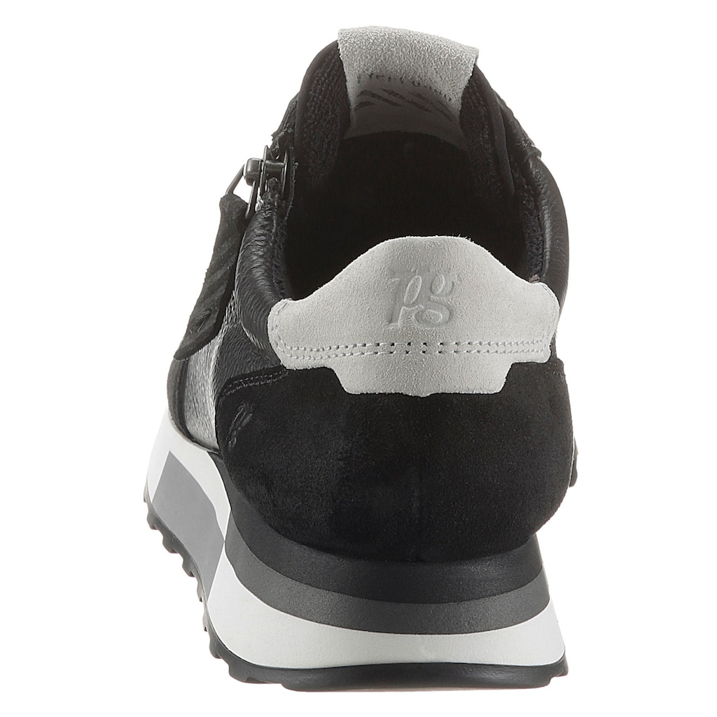 Paul Green Sneaker, mit praktischem Reißverschluss