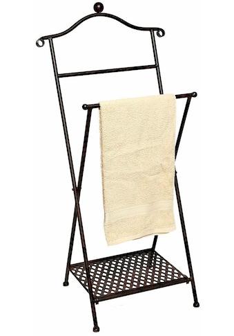 Ambiente Haus Handtuchhalter »Antik«, antikbraun kaufen