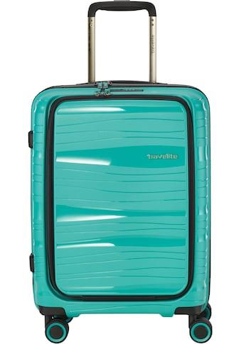 travelite Business-Trolley »Motion, 55 cm«, 4 Rollen, mit aufklappbarer Vortasche kaufen