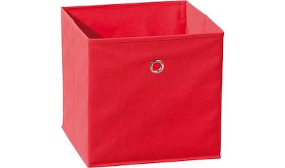 INOSIGN Faltbox »Winny Rot«, 4er Set kaufen