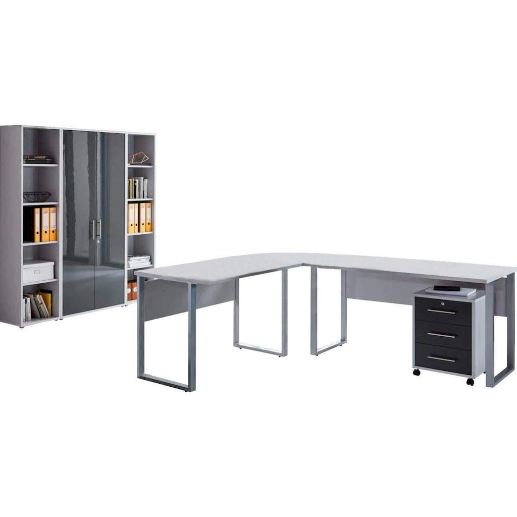 BMG Büro-Set »Tabor Office 3«, (Set, 6 tlg.)