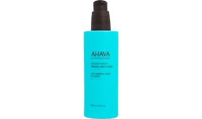 AHAVA Körperlotion »Deadsea Water Mineral Body Lotion Sea-Kissed« kaufen