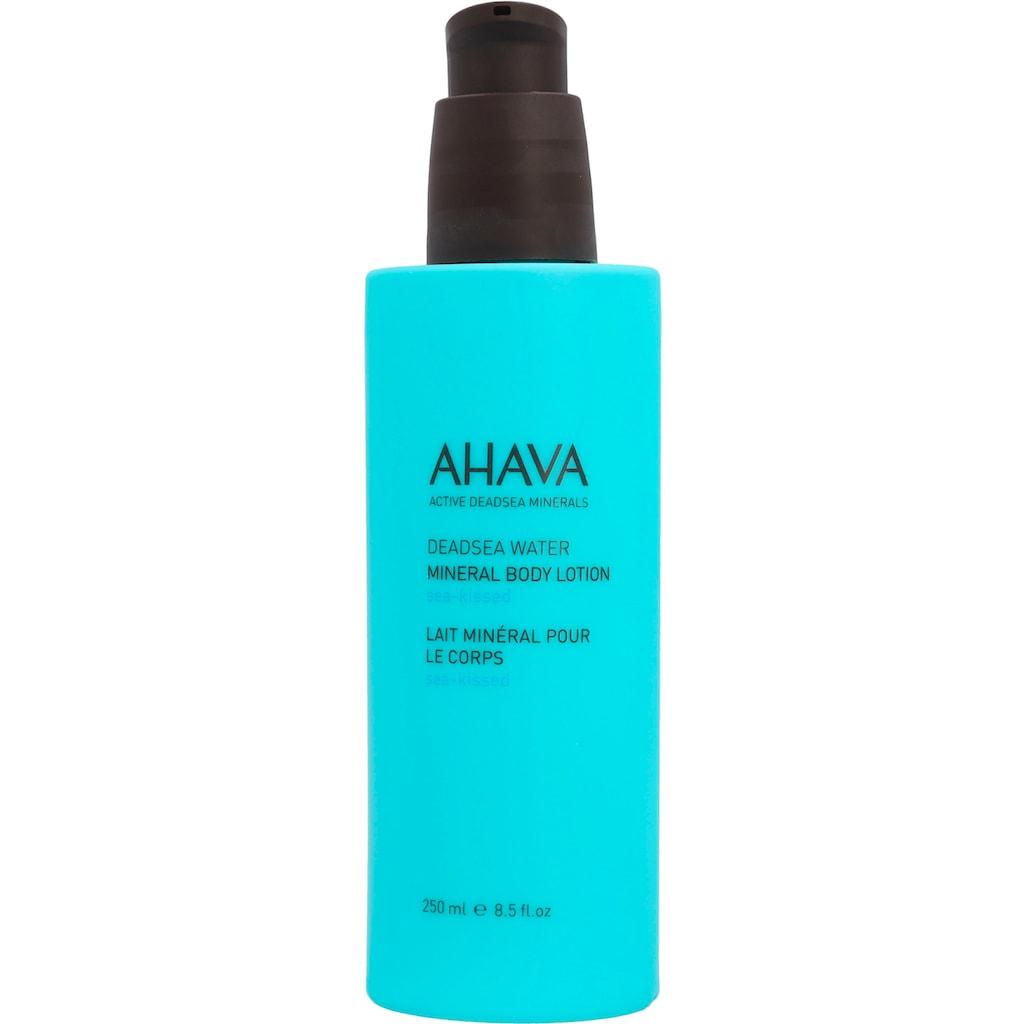 AHAVA Körperlotion »Deadsea Water Mineral Body Lotion Sea-Kissed«