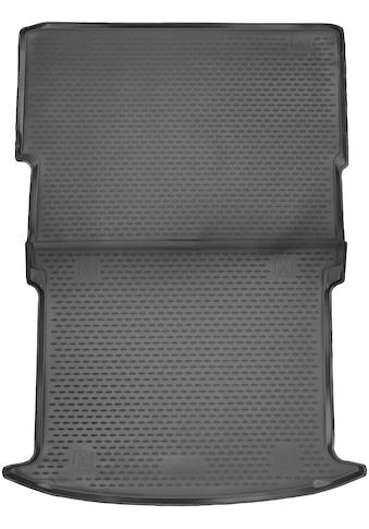 Walser Kofferraummatte »XTR«, Fiat, Doblo Cargo, Kastenwagen-Großr.lim., für Fiat Doblo Cargo Maxi BJ 2015 bis Heute kaufen