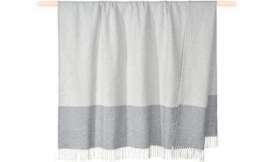PAD Wohndecke »Stripes«, in dezenten Farbkombinationen kaufen
