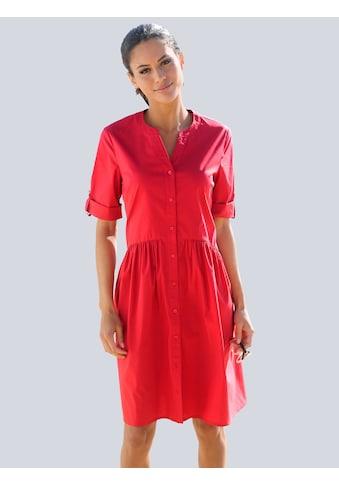 Alba Moda Strandkleid, aus sommerlichem Popeline kaufen