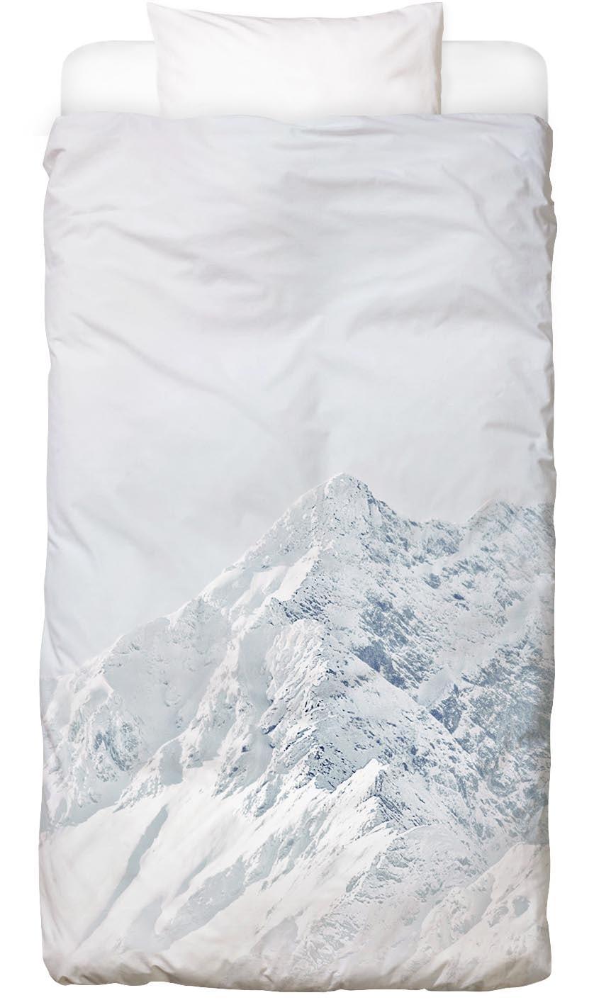 Bettwäsche White Mountain 2 Juniqe