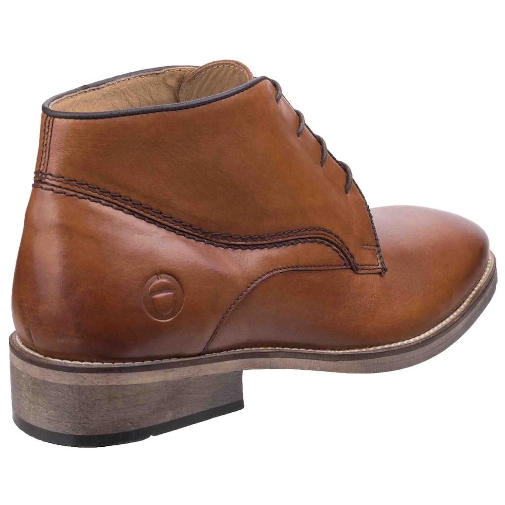 Cotswold Ankleboots »Herren Oxford Ankle Boots Maugesbury mit Schnürung, aus Leder«