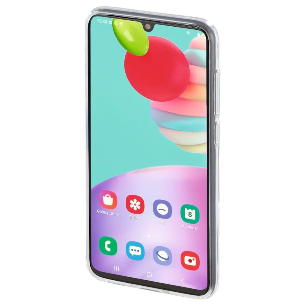 Hama Cover Crystal Clear für Samsung Galaxy A41, Transparent