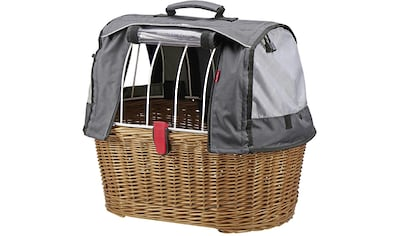 KlickFix Fahrradkorb »Weidenkorb Doggy Basket« kaufen