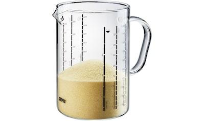 GEFU Messbecher »METI, 1000 ml«, Glas kaufen