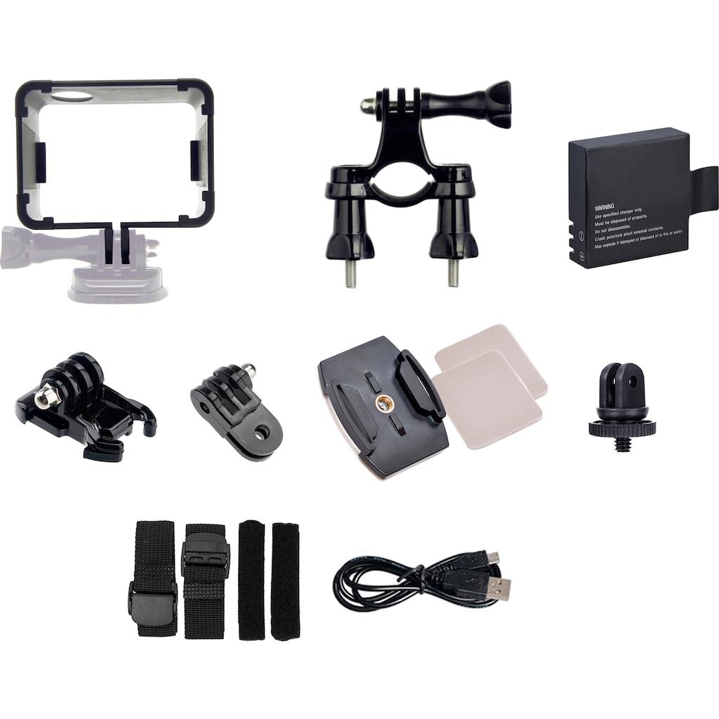GoXtreme Action Cam »GoXtreme® Manta 4K«, 4K Ultra HD, WLAN (Wi-Fi)