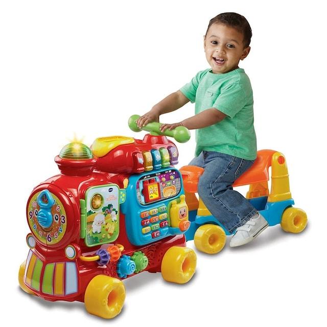 "Vtech® Spielzeug-Eisenbahn ""ABC-Eisenbahn"" (15-tlg.)"
