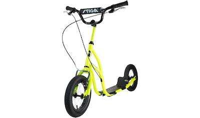STIGA Tretroller »Air Scooter«, für Kinder und Erwachsene kaufen
