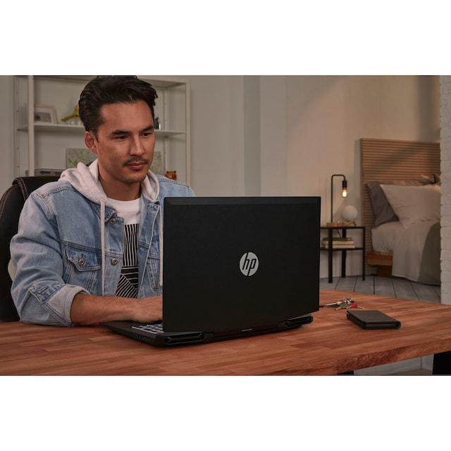 HP Pavilion 17-cd0316ng Gaming-Notebook (43,9 cm / 17,3 Zoll, Intel,Core i7, 512 GB SSD)