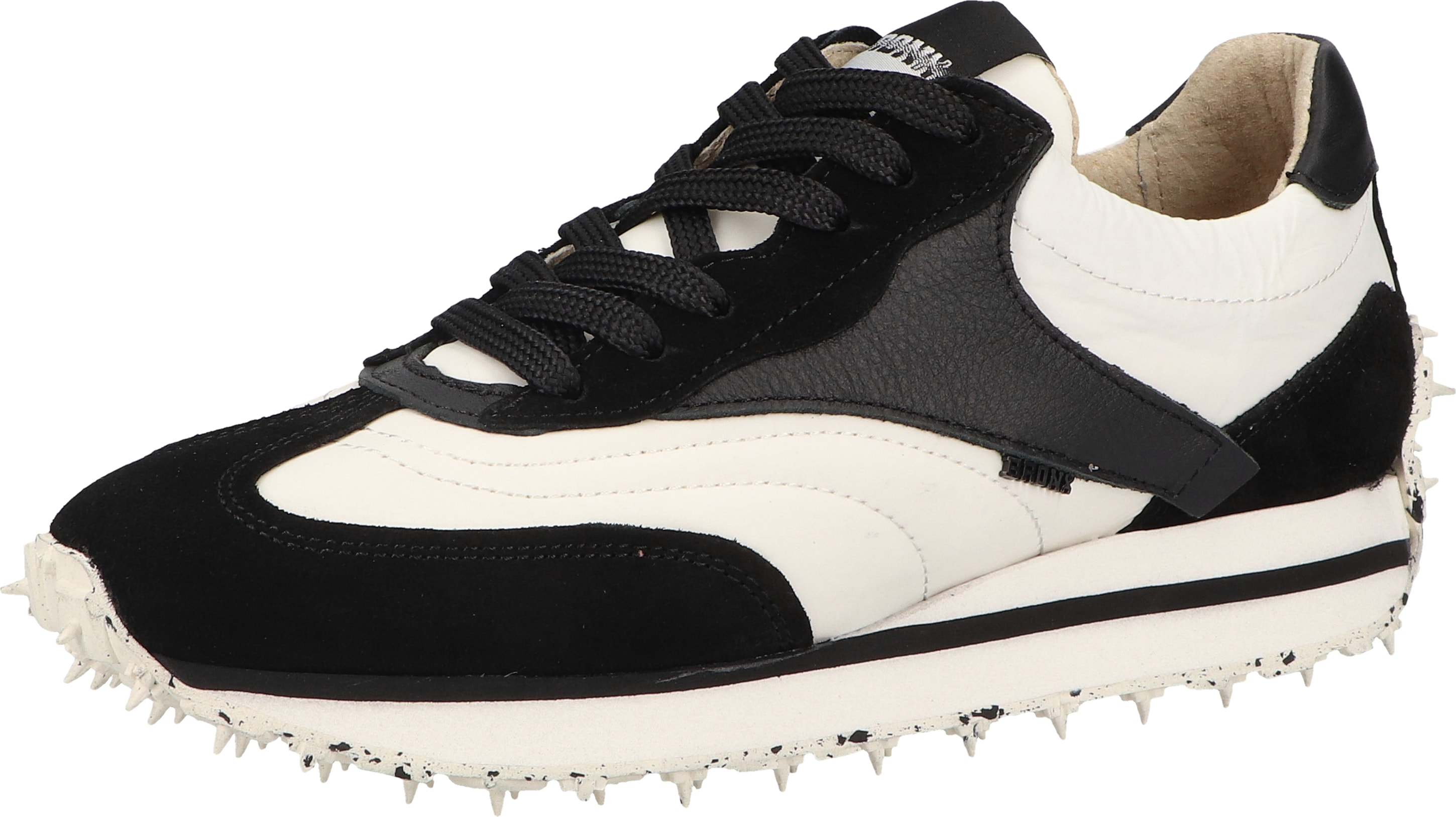 bronx -  Sneaker Leder/Textil