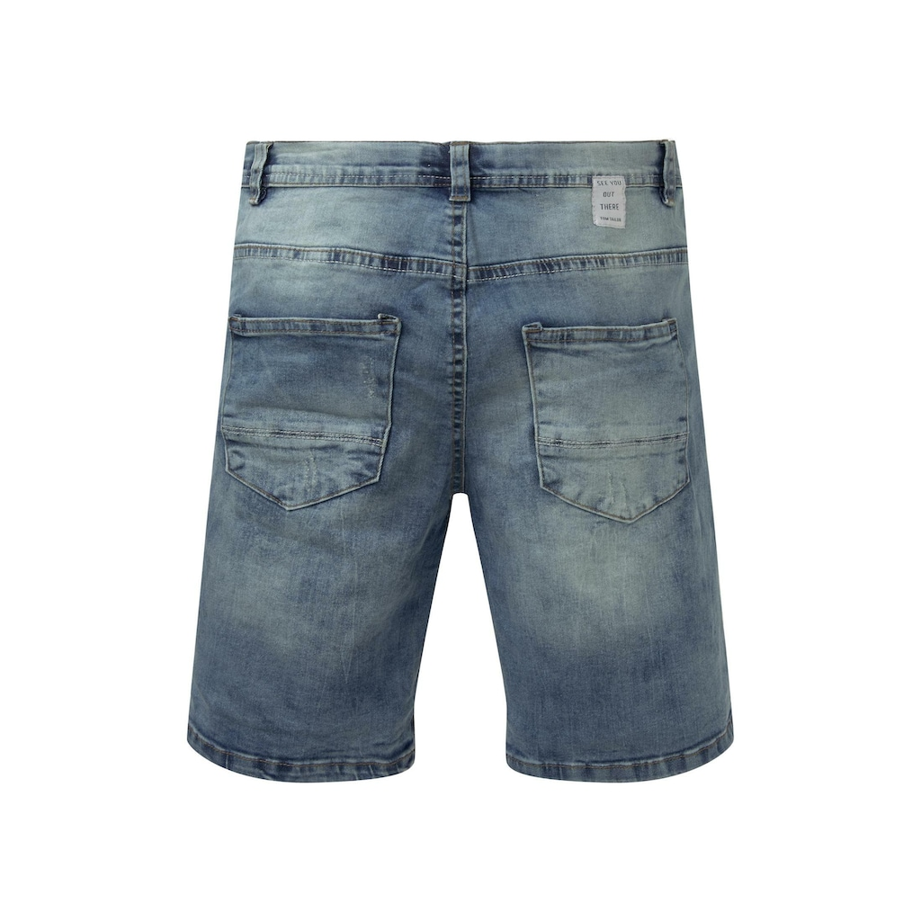 TOM TAILOR Jeansbermudas » Jim Bermuda Shorts«