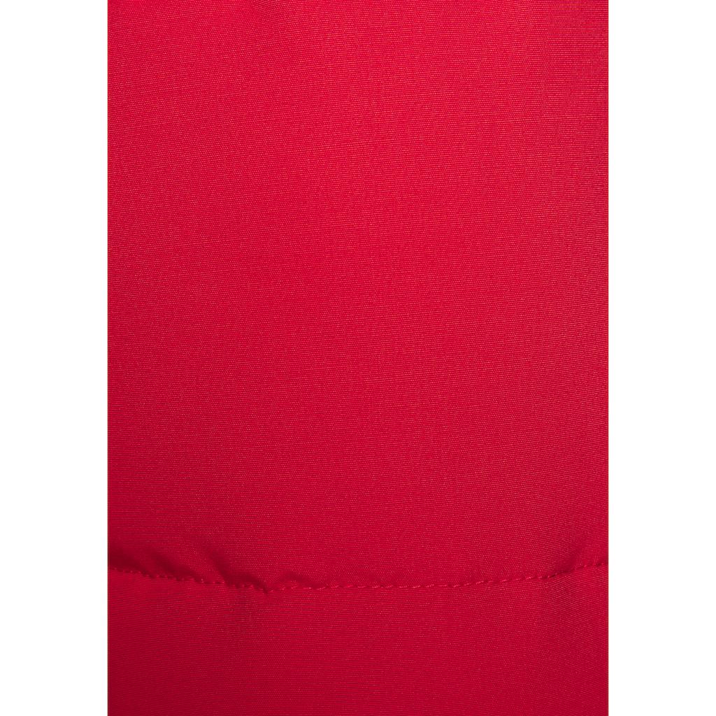 Superdry Winterjacke »QUILTED EVEREST JACKET«, Nylon-Ripstop-Material mit einer haltbaren, wasserabweisenden Oberfläche
