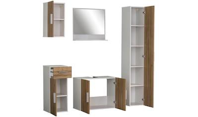 Wilmes Badezimmer - Set »CASA« (5 - tlg) kaufen