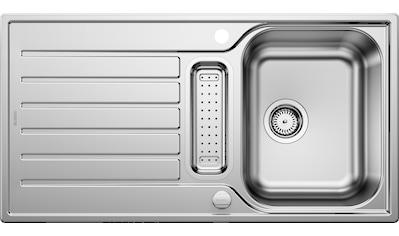 Blanco Küchenspüle »LANTOS 5 S«, inklusive 1 Edelstahleinsatz kaufen