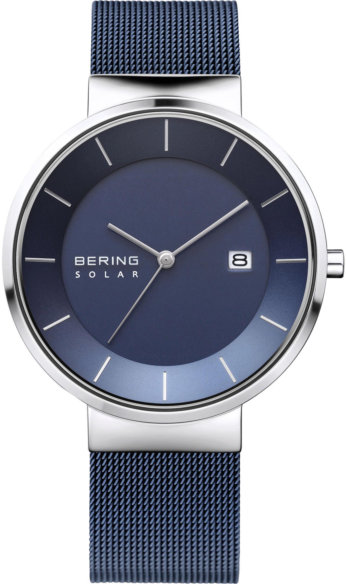 Bering Solaruhr »14639-307« | Uhren > Solaruhren | Blau | Bering