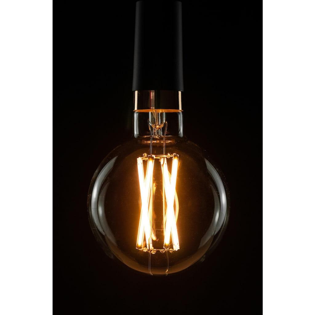 SEGULA LED-Leuchtmittel »LED Grand Globe 125 Plus, 15W, klar, 2200K«, E27, Extra-Warmweiß, Sehr hell mit Warmlicht