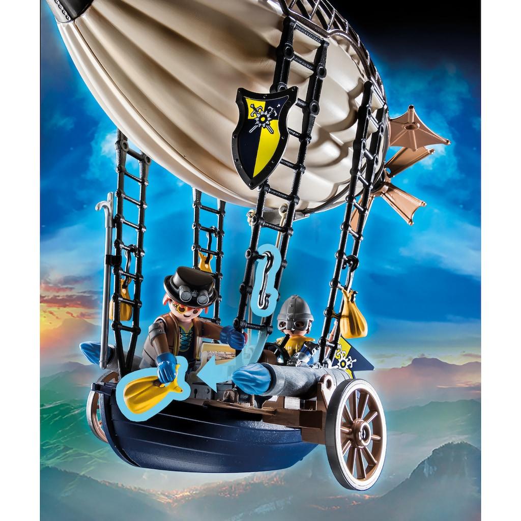 Playmobil® Konstruktions-Spielset »Novelmore Darios Zeppelin (70642), Novelmore«, (64 St.), Made in Germany