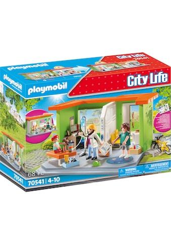 Playmobil® Konstruktions-Spielset »Meine Kinderarztpraxis (70541), City Life« kaufen