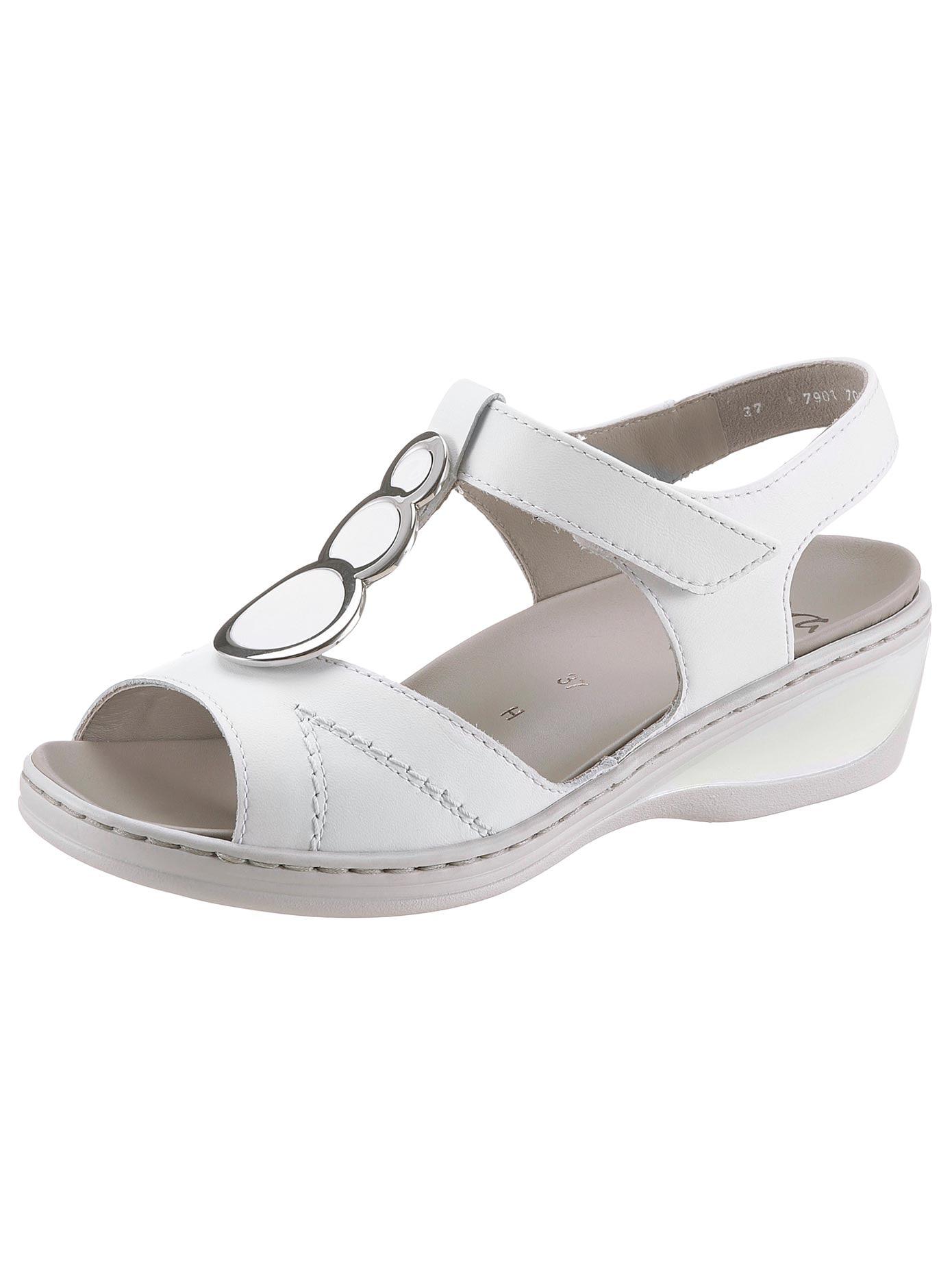 Ara Sandalette weiß Damen Sandaletten Sandalen