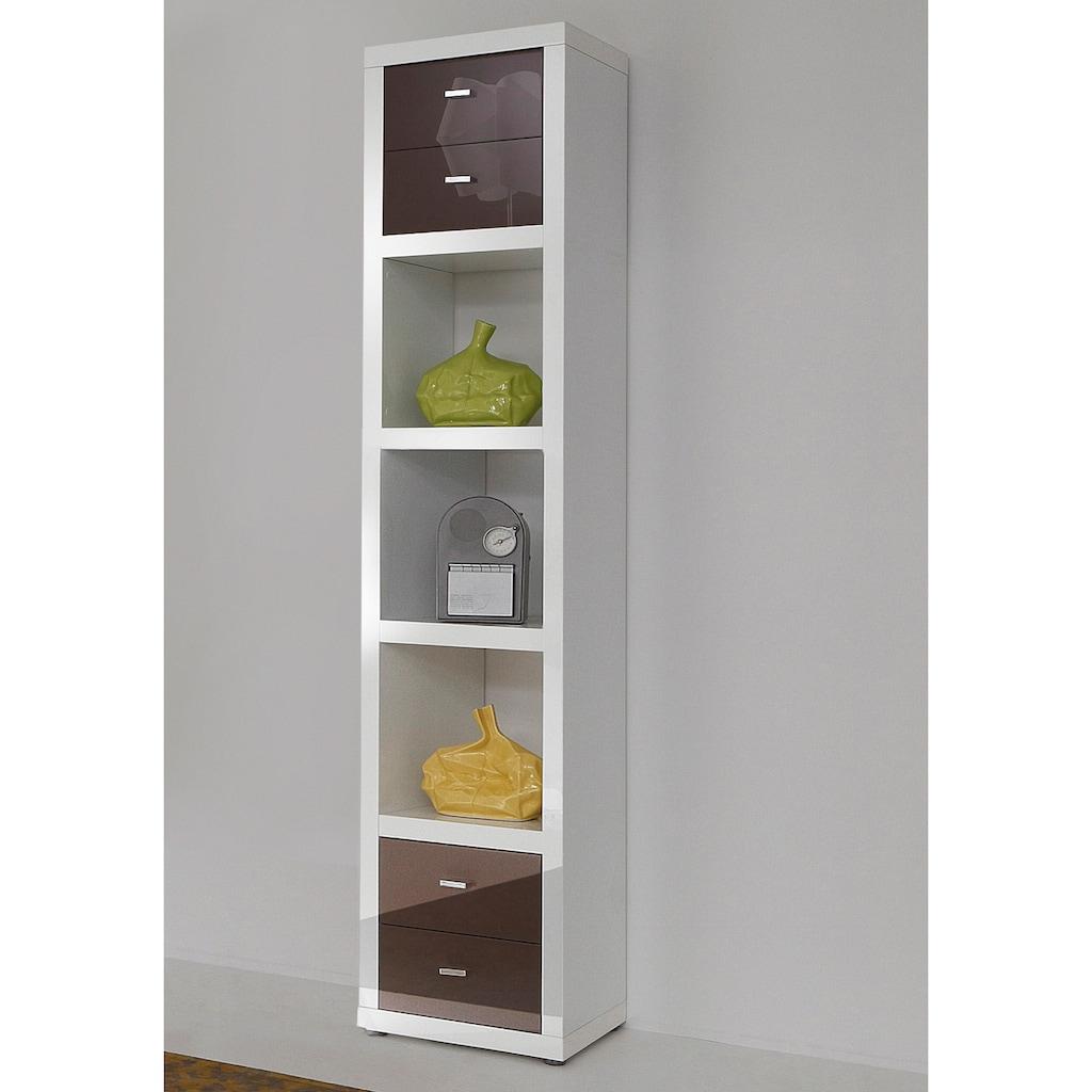HMW Collection Raumteilerregal »Space«, Breite 44 cm