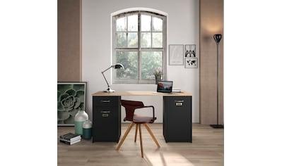 Gami Schreibtisch »Bristol«, mit Stauraum kaufen