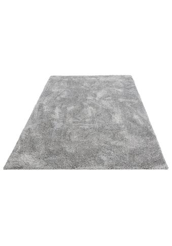 andas Hochflor-Teppich »Menka«, rechteckig, 30 mm Höhe, Wohnzimmer kaufen