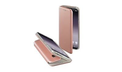 Hama Booklet Handy Smartphone Hülle Tasche Samsung Galaxy S9 kaufen