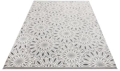 Teppich, »Ronja«, my home, rechteckig, Höhe 11 mm, maschinell gewebt kaufen