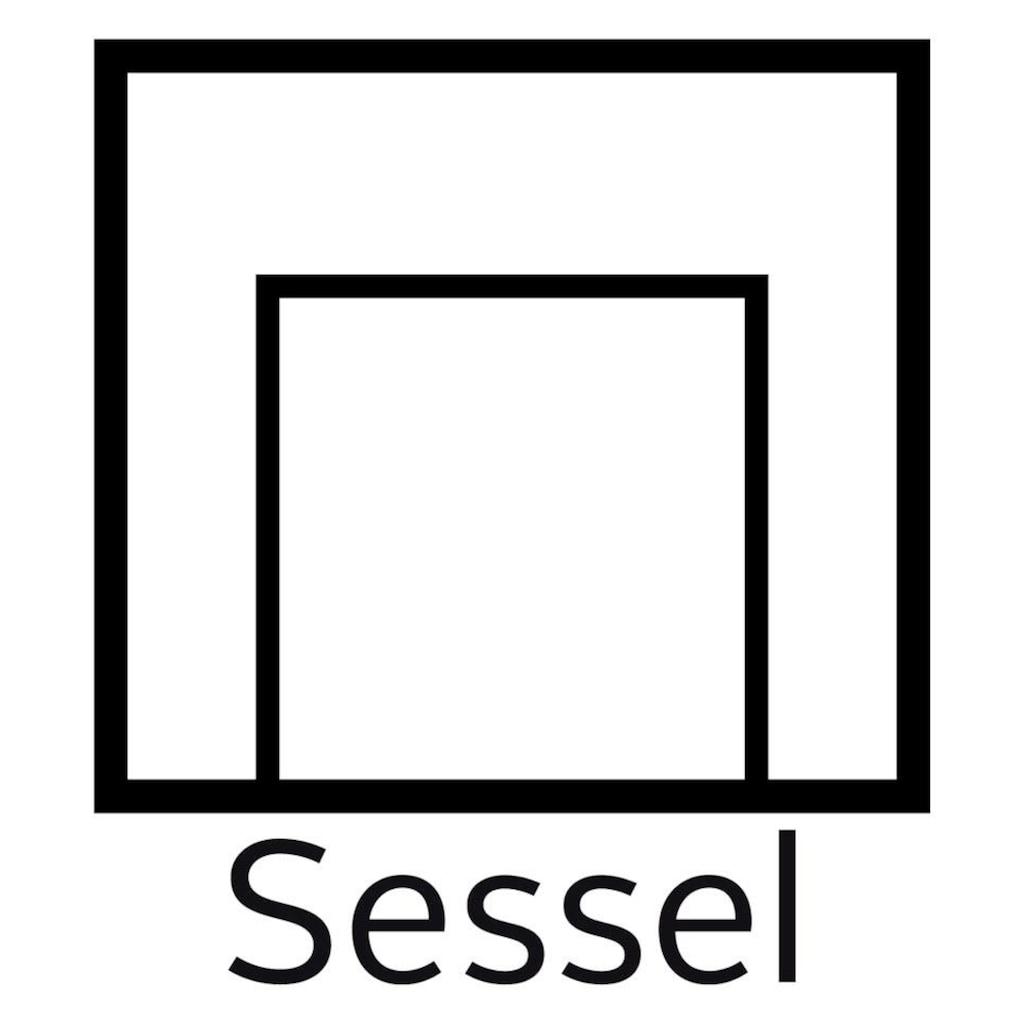 Home affaire Sessel »Triplo«, mit Steppung im Rückenkissen