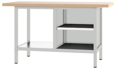 PADOR Werkbank »21 S 05«, Höhe/Länge: 85,5x150 cm kaufen