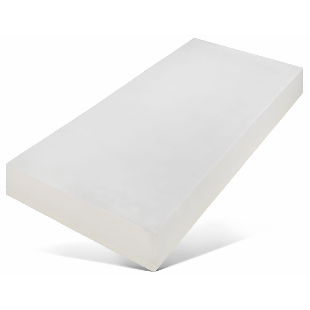 SonnCo Taschenfederkernmatratze »Quantum«, (1 St.), mit 5 cm hoher, atmungsaktiver Viscoschaum-Auflage
