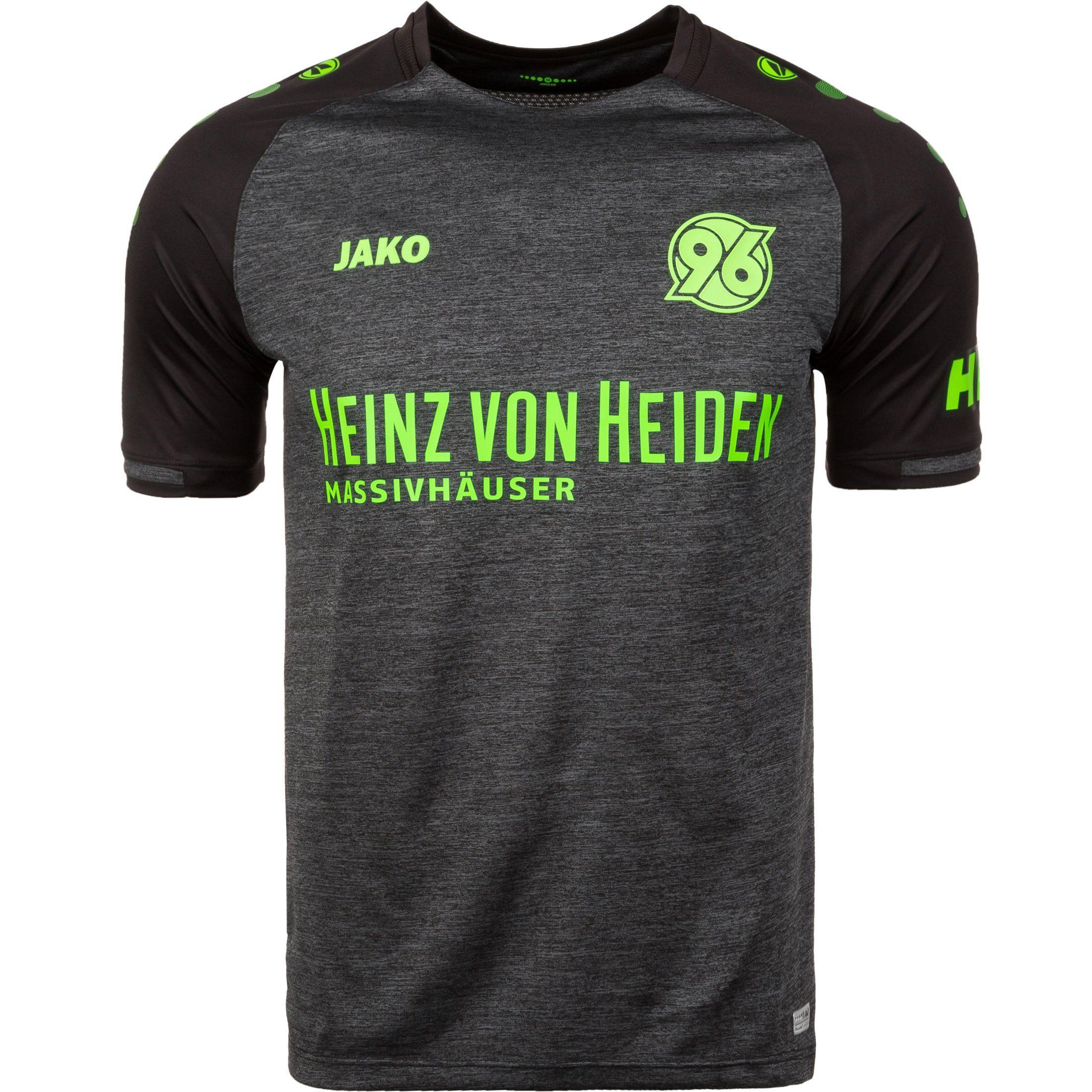 Jako Fußballtrikot Hannover 96 18/19 Auswärts | Sportbekleidung > Trikots | Jako