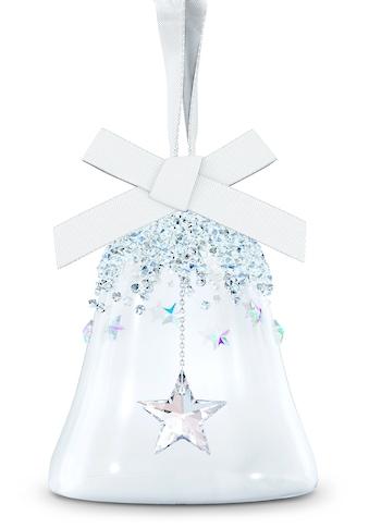 Swarovski Dekofigur »Weihnachtsglocke, Stern klein, 5545500«, Swarovski® Kristall kaufen